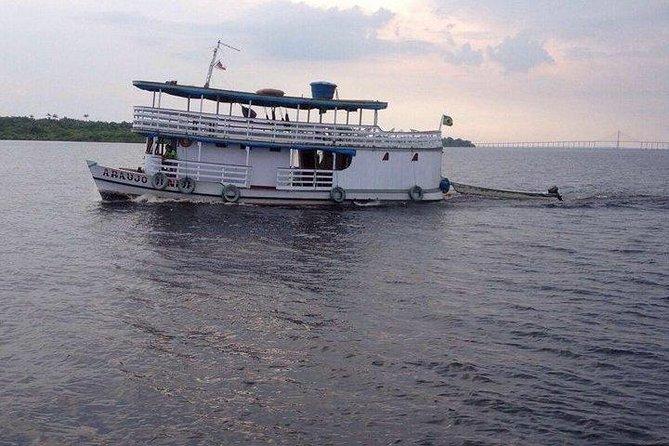 Amazon River Boat Adventure from Manaus