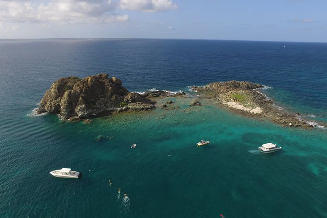 Private Snorkeling Charter to Creole Rock 3 hours