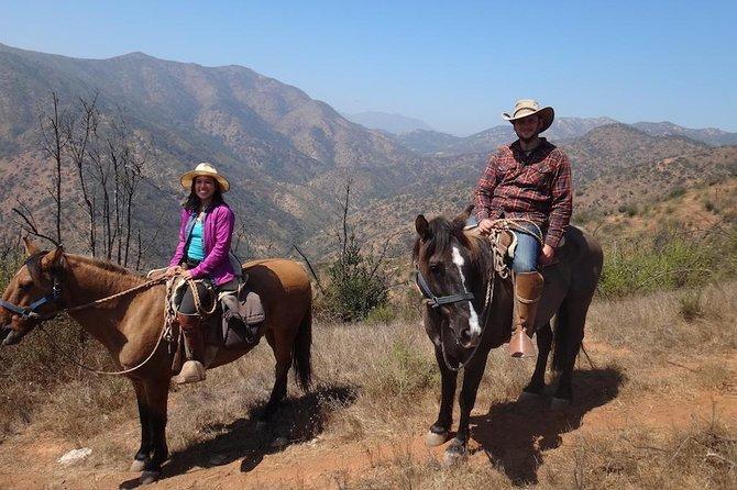 Excursión de recorrido a caballo desde Santiago