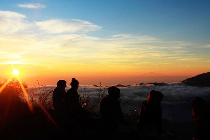 Trekking Activity: Bali Mount Batur Sunrise Climbing Tours