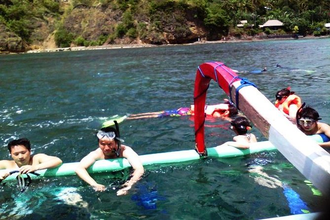 Bali Activity: Blue Lagoon and Amuk Bay Paradise Snorkeling