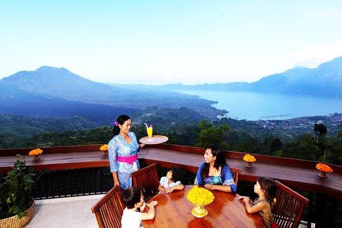 Private Tour: Visit Kintamani Volcano, Ubud Arts And Waterfall View Tours