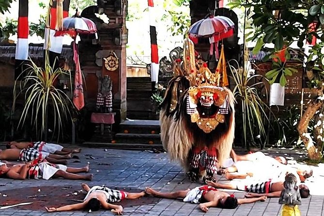 Bali Full-Day Kintamani Mt.Batur with Barong Dance