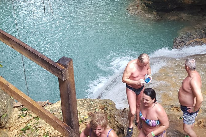 Blue Hole and Sightseeing Tour from Ocho Rios, Jamaica