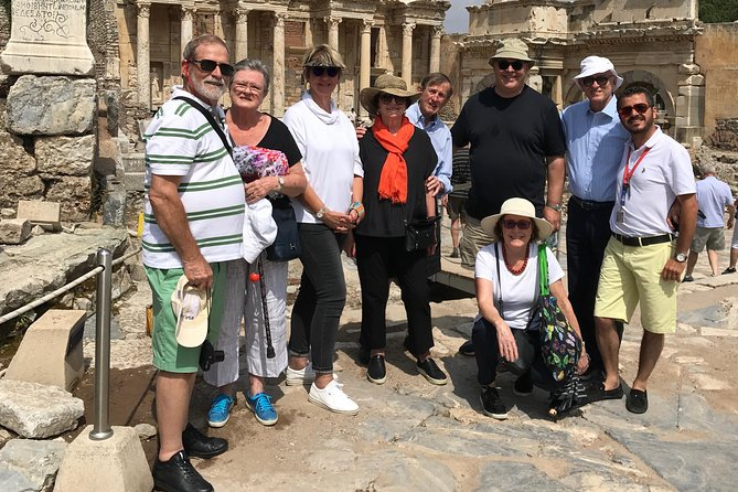 Private Tour : Best of Ephesus and Shopping Tour for Cruisers