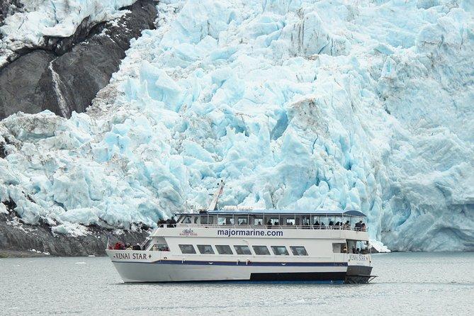 Prince William Sound Blackstone Bay Glaciär Cruise