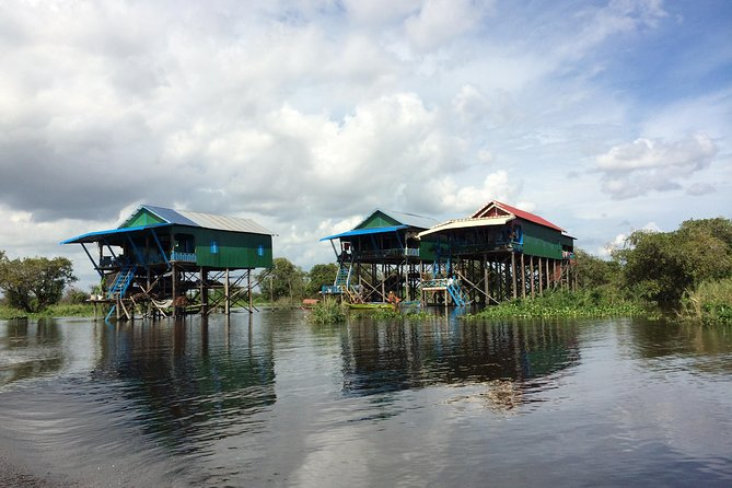 Featured Private Tours To Floating Village, Kompong Khleang & Beng Mealea Temple