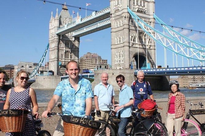 London Old City Bike Tour