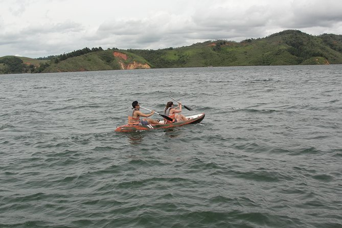 Calima Lake and Yotoco Natural Reserve