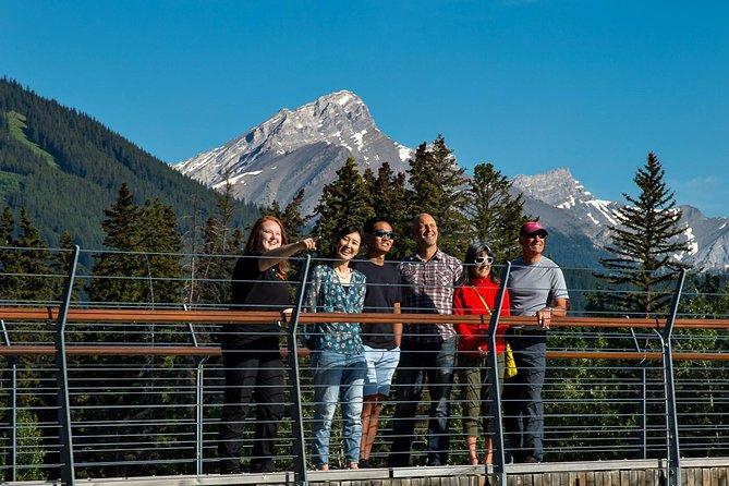 Returning 2021 > Banff Guided Walking Tours