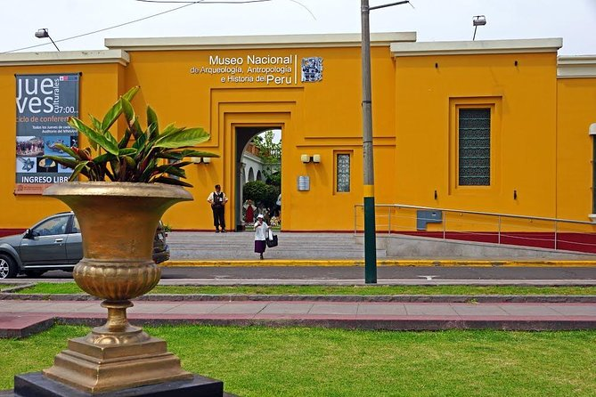 Tour through the Museums of Lima