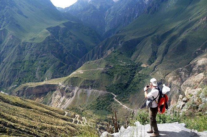 Trekking naar Llahuar 3d-2n Arequipa