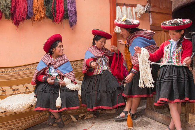 Sacred Valley Tour of the Incas Full Day