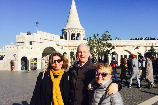 Highlights of Budapest Private Walking Tour
