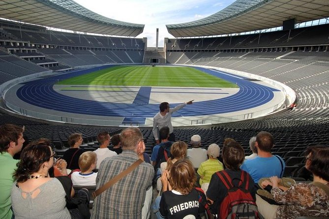Skip the Line: Olympiastadion Berlin Entrance Ticket