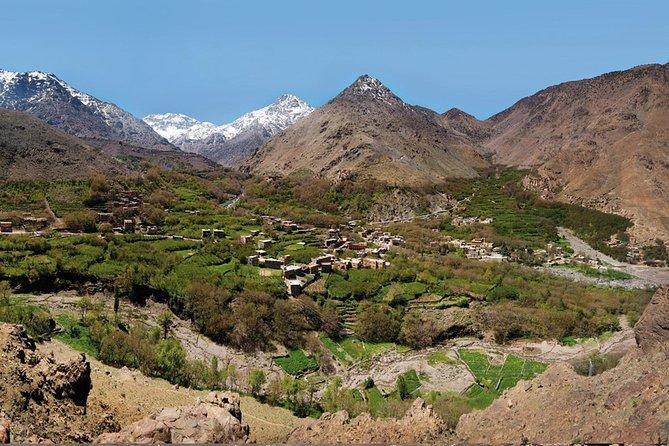 1 Day Guided Trek to Imlil and Armed in High Atlas Mountains