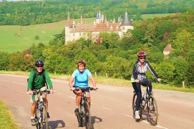 4-Night Burgundy Bike Tour from Beaune