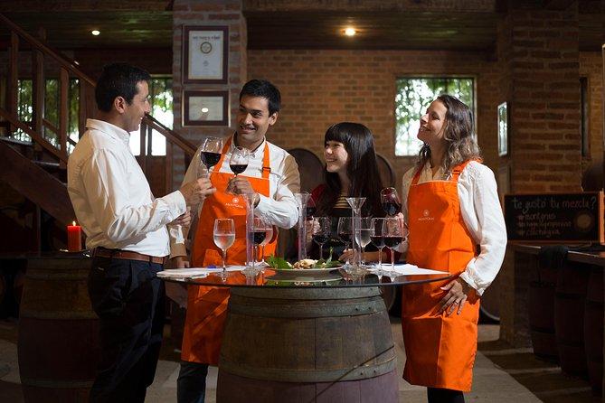 MontGras: Make Your Own Wine Tour