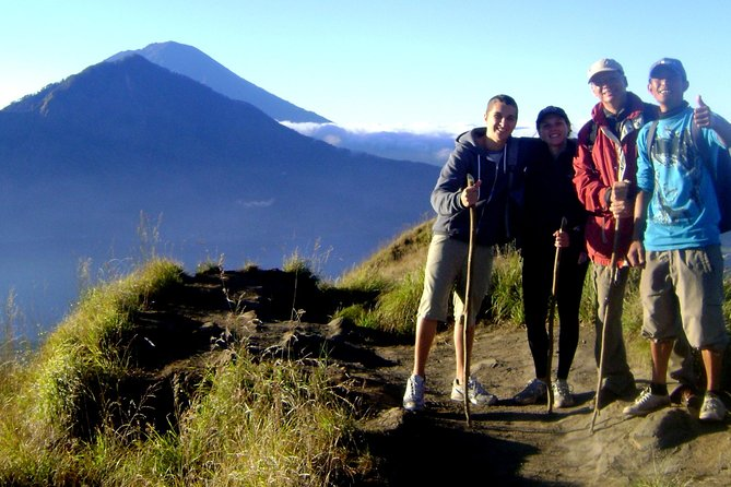 Bali Sunrise Trekking Tour at Mount Batur with Professional Trekking Guide