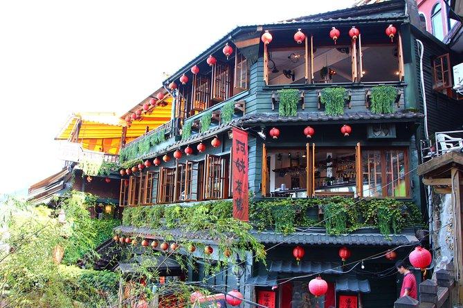 Yehliu, Jiufen and Shifen Day Tour