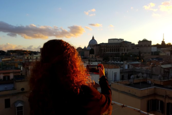 Rooftop Cooking Class and Dinner in Rome: Pasta, Gnocchi and Tiramisù