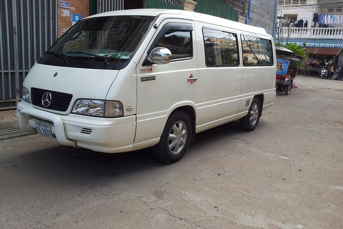 Phnom Penh Airport Shuttle Service to Hotel at $14