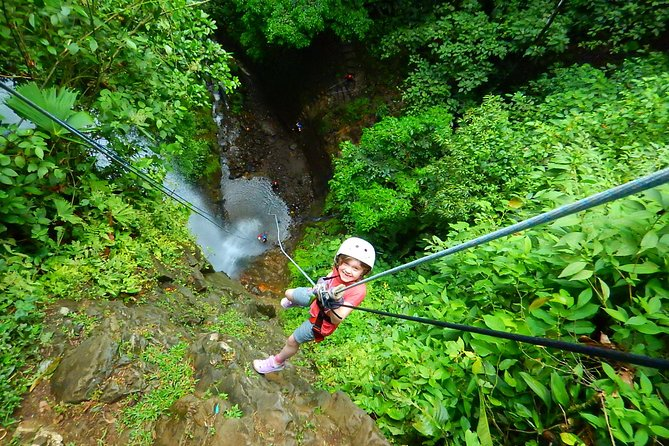 Volcano Arenal National Park - Canyoning & Hot Springs