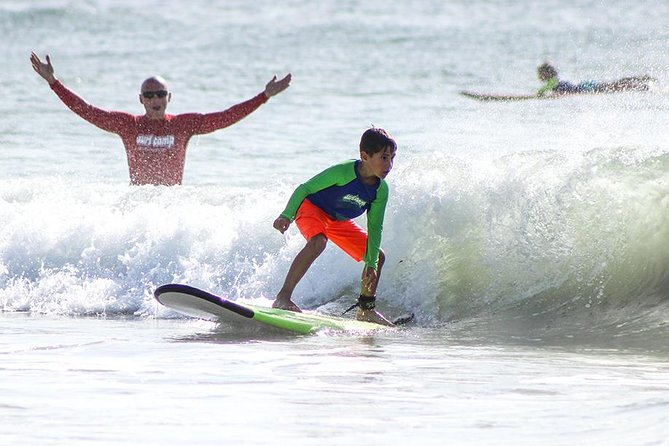 Playa Grande National Park - Private Surf Lessons