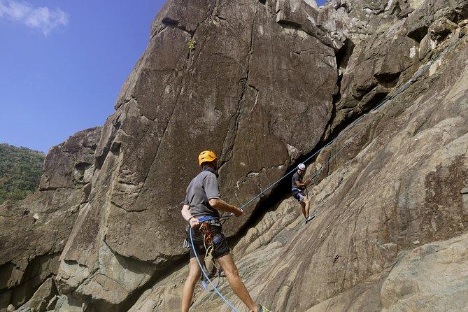 Beginner Rock Climbing Adventure Tour