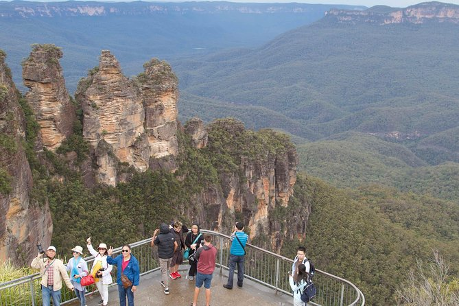 Blue Mountains and Wildlife Experience Luxury Private Tour