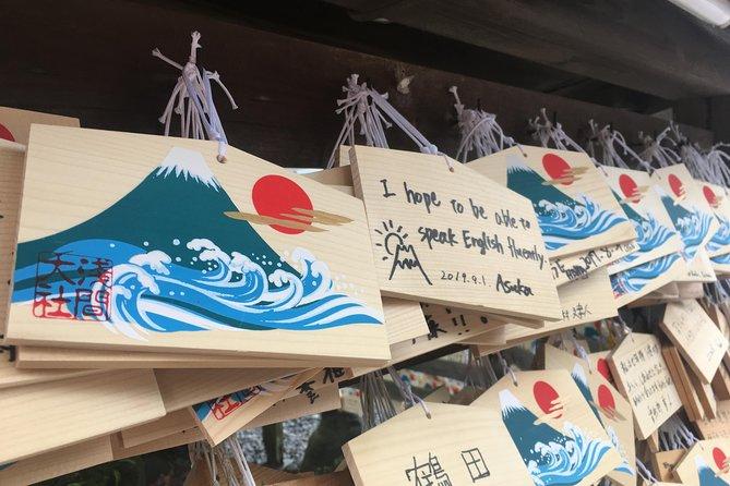 Mt Fuji Hiking and Shrine Ecotour