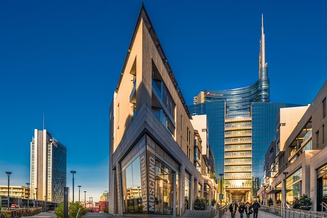 Porta Nuova Walking Tour and Food Tasting