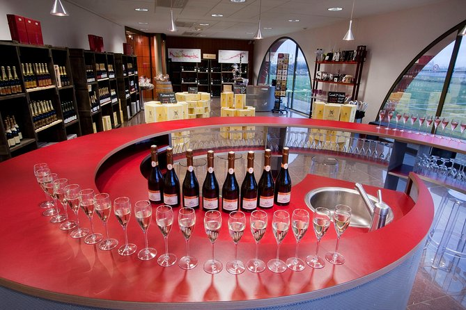 2 Hour Sparkling Wine Tasting and visit in Beaune