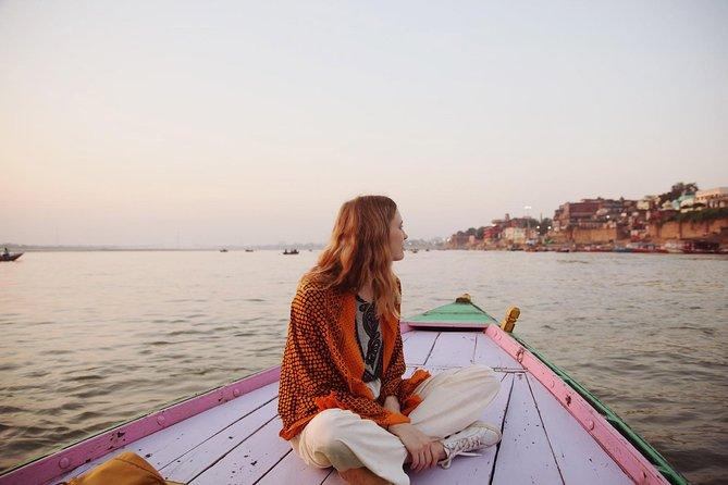Varanasi tour package for solo female traveler