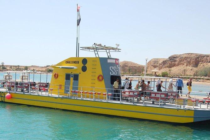 Submarine Reef Tour i Sharm El Sheikh