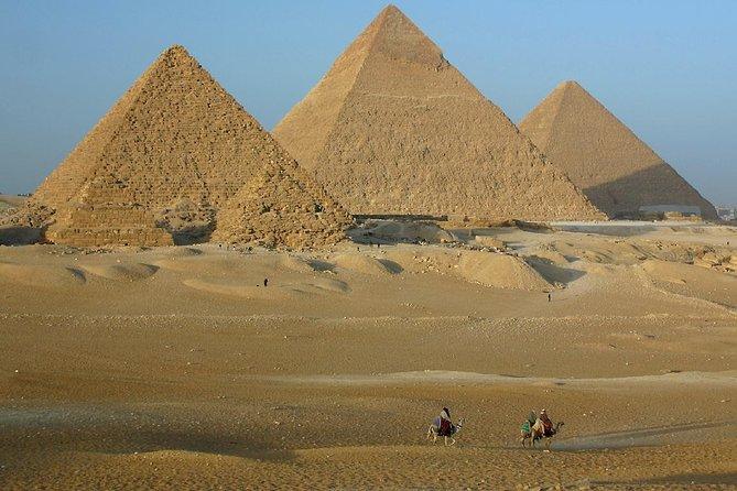 Cairo Day Trip by Air from Sharm El Sheikh