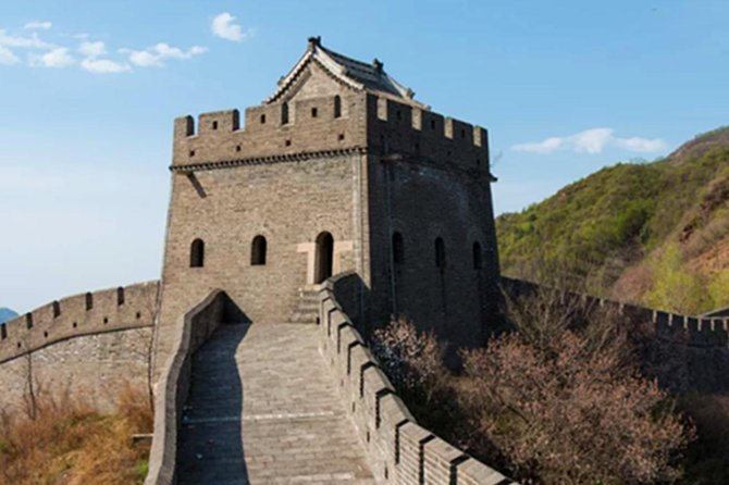 Hiking Day Tour Huangyaguan Great Wall & Qing Tombs from Beijing