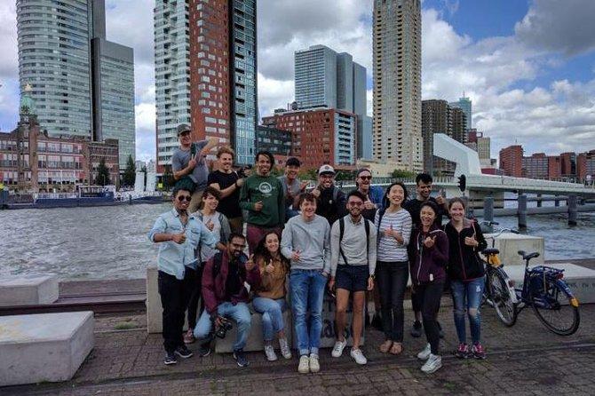 Rotterdam Tout sur la visite de la ville et la démonstration de chocolat