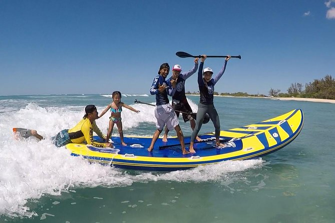 Supsquatch Sessions: a Must-Do Ocean Activity on Oahu