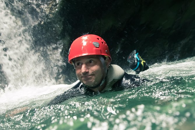 3glav Adventures - Canyoning Adventure from Bled