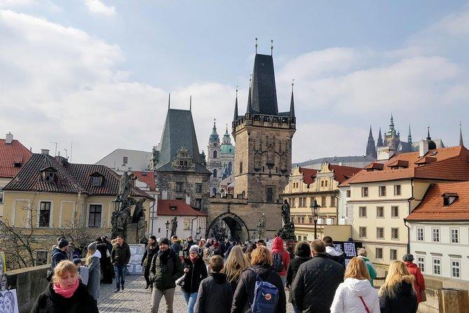Prague Small Group Walking Tour