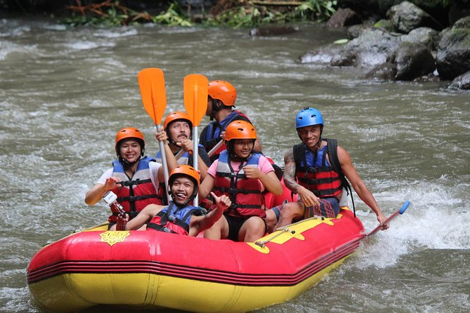 Telaga Waja White-Water Rafting