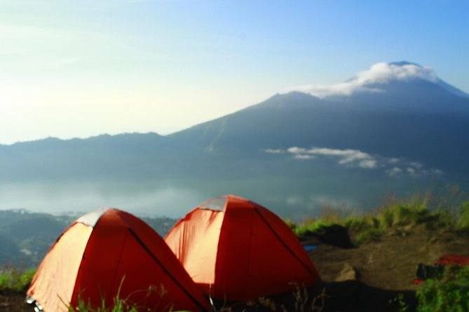 Mount Batur Ovenight Camping