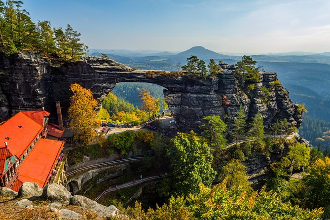Private Day Tour for Big Groups - Best of 2 Countries: Bohemian Switzerland NP