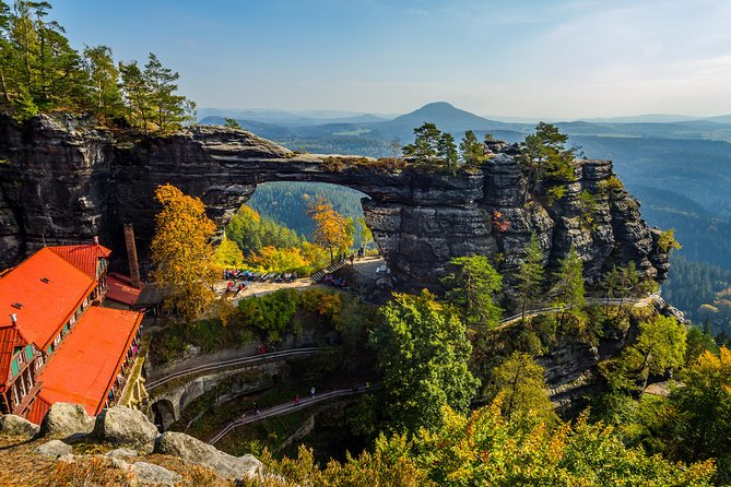 MOST POPULAR: The Best of 2 Countries in 1 Day: Bohemian and Saxon Switzerland