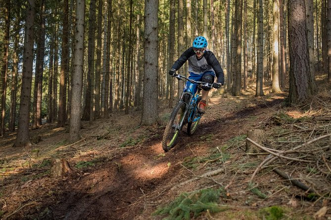 Small group Guided Mountain Bike Tour From Prague