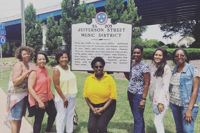 Jefferson St. Tour