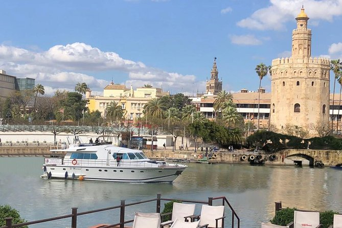 OFFER, Guadalquivir yacht cruise, entrance included Flamenco