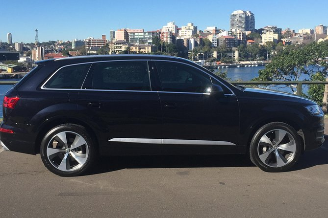 Family Sydney Airport Arrival Transfer