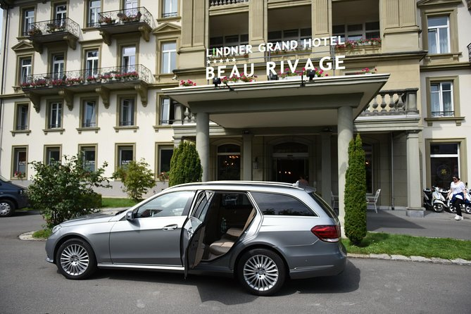 Private Arrival Transfer: from Geneva Airport to Champery